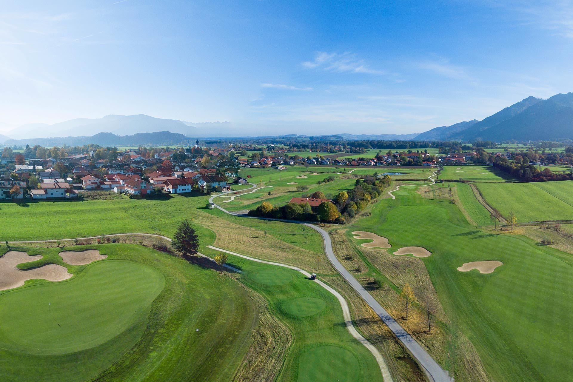 grassau-golfplatz