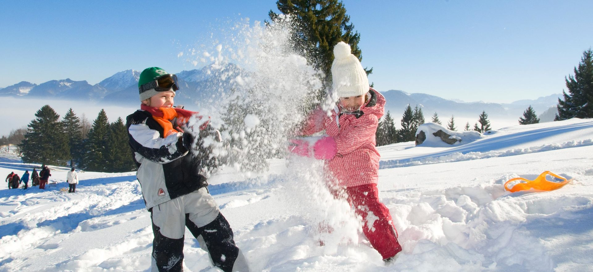 Wintershooting Staffnalm